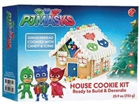 PJ Masks House Cookie Kit