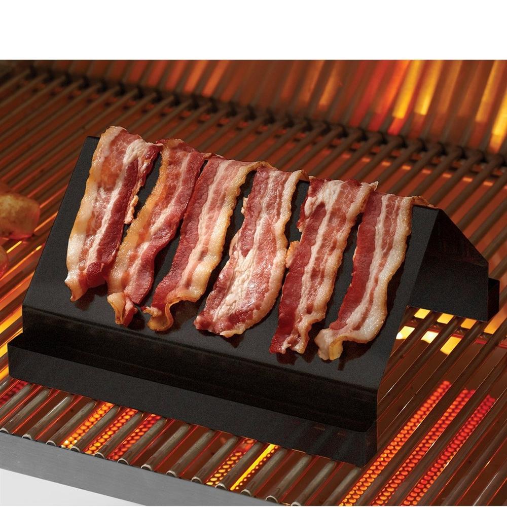 backyard grill non stick bacon griller