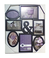home trends Picture frame 7 openings
