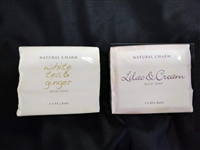Natural Charm Mild Soap Bars