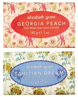 elizabeth grant Triple Milled Soap